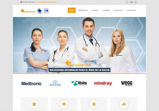 Tecnomedicina Empresarial Dypaweb