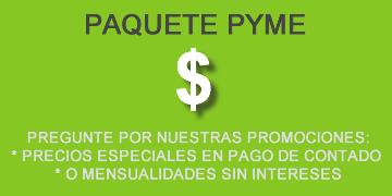 Paquete PYME Dypaqeb